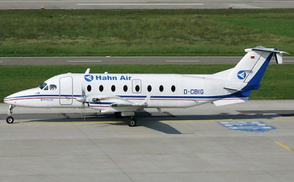 Hahn Air Lines, или Как до меня санкции добрались