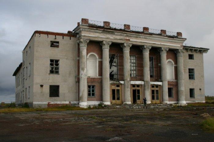 Заброшенные города России. Воркута