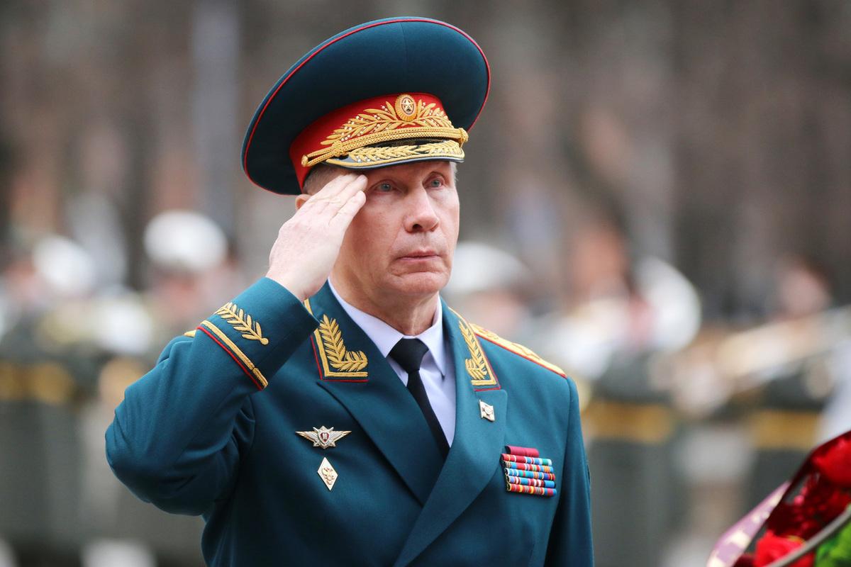 Как телохранитель стал генералом армии?