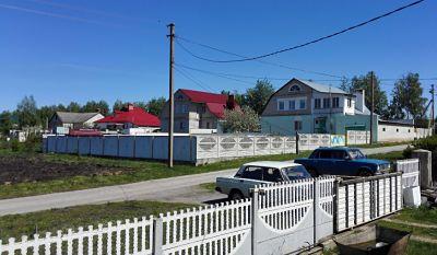 Наш дом в Черкассах. Вид с крылечка
