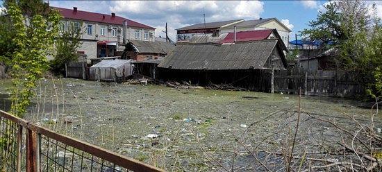 Срач в центре села Доброе