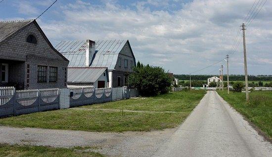 Село Черкассы, улица Полевая