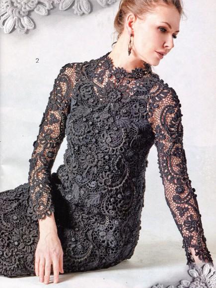 журнал мод вязание 622